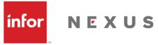 Infor Nexus